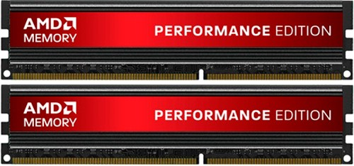 AMD DDR3-1600 4096MB PC3-12800 (Kit of 2x2048)